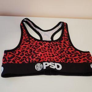 e1b3ab7645 PSD SPORTS BRA Underwear Women s Size M 32-34